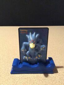 Pokemon 'Golduck' Burger King 3D Power Card 2000