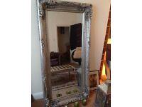 Large Ornate Stunning Mirror