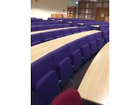 Complete Lecture Threate Seating - Seats 98