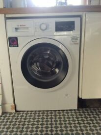 Bosch Washing Machine - White