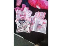baby girls bundle newborn/first size