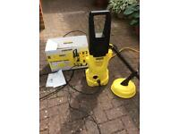 Karcher K2 powerwasher