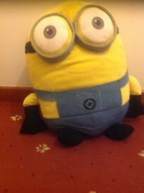 Minion stuffed teddy