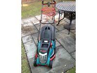 Electric Lawnmower Bosch 430 Ergo-Power 1800