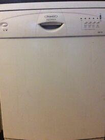 Hotpoint Aquarius DWF30 dishwasher