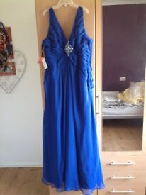 Brand new with tags size 16 bridesmaid/prom/evening dress