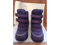 M&S waterproof snow boots size 10 infant