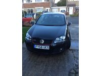 Golf gti mk5 immaculate condition, full VW service history, just had MOT