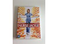 Nurse Jackie DVD season 4 - condition - played once