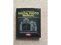 BRAND NEW COMPLETE DIGITAL PHOTOGRAPHY MANUAL £7