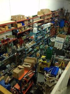 Industrial Tool & Machinery Supply Business for Sale!