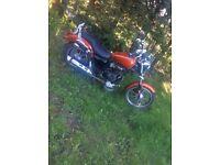 Lexemoto Michigan motorbike 125cc