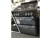 Beko 60cm double oven. Gas RRP £499 price £349 new/graded 12 month Gtee