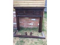Antique Fire Surround