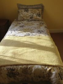 Single electrically operated bed by Restwell. Immaculate. £100