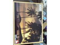 3000 piece jigsaw puzzle - twilight in the west indies