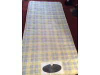 single matress from Durham Pine in good condition