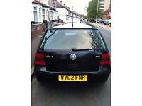 Volkswagen Golf MK4 2002 .Diesel TDI,6 Gears,Manual