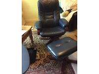 Recliner Chair with stool
