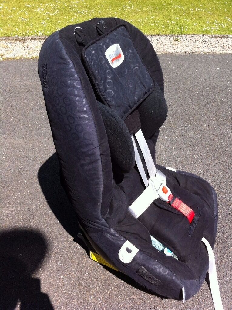 Britax Rear And Forward Facing Car Seat Also Ideal For Children In A Hip Spica