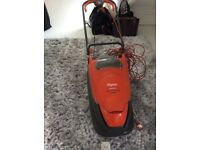 flymo 350 lawnmower turbo compact Vision