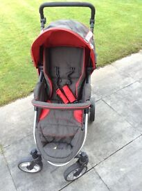 Hauck Apollo 4 All in one travel system