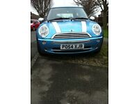 MIni ONE 2004 54 Reg MOTnice first time buy ecconomical tidy little car OFFERS PLEASE sell now