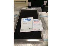Beko 2 burner ceramic hob new graded 12 mth gtee RRP £169