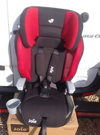 Joie elevate car seat 9mths-11yrs