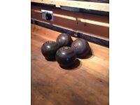 Henselite Bowling Balls