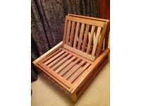 Futon Company Hardwood Sofa Bed With Matress