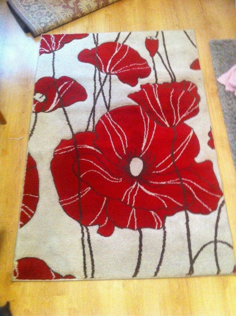 Good condition rugs 150x160 genuine