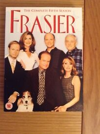 Frasier The Complete Fifth Season DVD box set