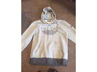Addidas hoodie small