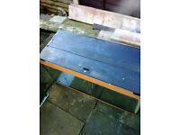 fish tank as slight leak ideal for exotic pets or repair 100 x 50 x 40