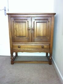Ercol Credence Cabinet