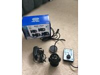 2x tmc reef flow 8000 litre wave power heads and 2 x aqualink s1 wifi controllers marine fish reef