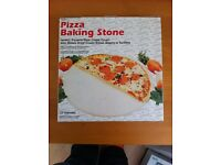 Pizza Baking Stone Boxed
