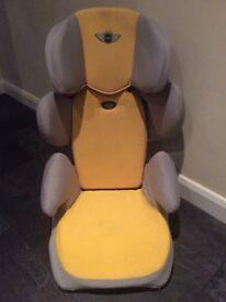 Official BMW Mini junior car seat