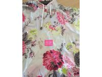 Joules poncho (one size) - new with pouch