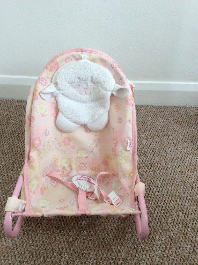 Baby Annabelle BouncyChair