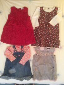 Bag of girls clothes (12 - 18 months)