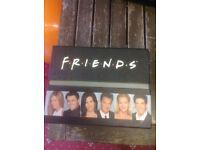 Friends DVD set, £3