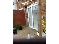 La Hacienda 2100w outdoor electric patio heater, as new - West Kirby, Wirral
