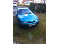 Spares or Repair: Vauxhall Calibra 2.0i SE 1993 - 1998cc 8v - Engine failed.