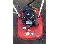 Allen hover mower
