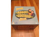 Abbott & Costello .The Collection. 13 DVD'd containing 24 movies