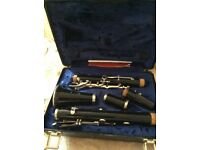 Used bundy selmer company resonite clarinet