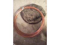 Sanco copper tube 8 x 0,6