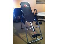 Inversion Table - Lower Back Pain Relief